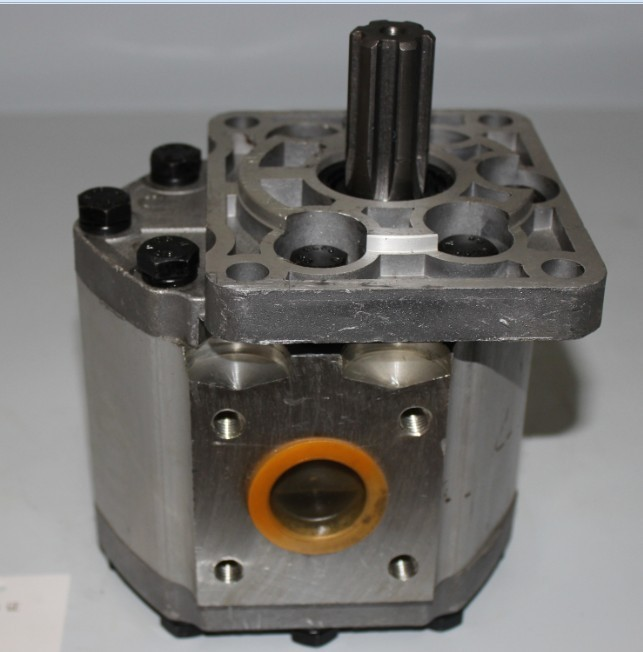 Cbt f580 pto hydraulische pomp gewoon rechthoek spline for Hydraulic motor with pto spline