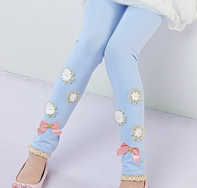Hot Sale !!! Child Pants Kids Leggings Wholesale Korean Baby ...