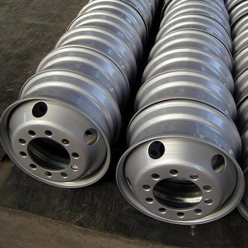 Hot Sale Tubeless Steel Wheel Truck Rim China Supplier