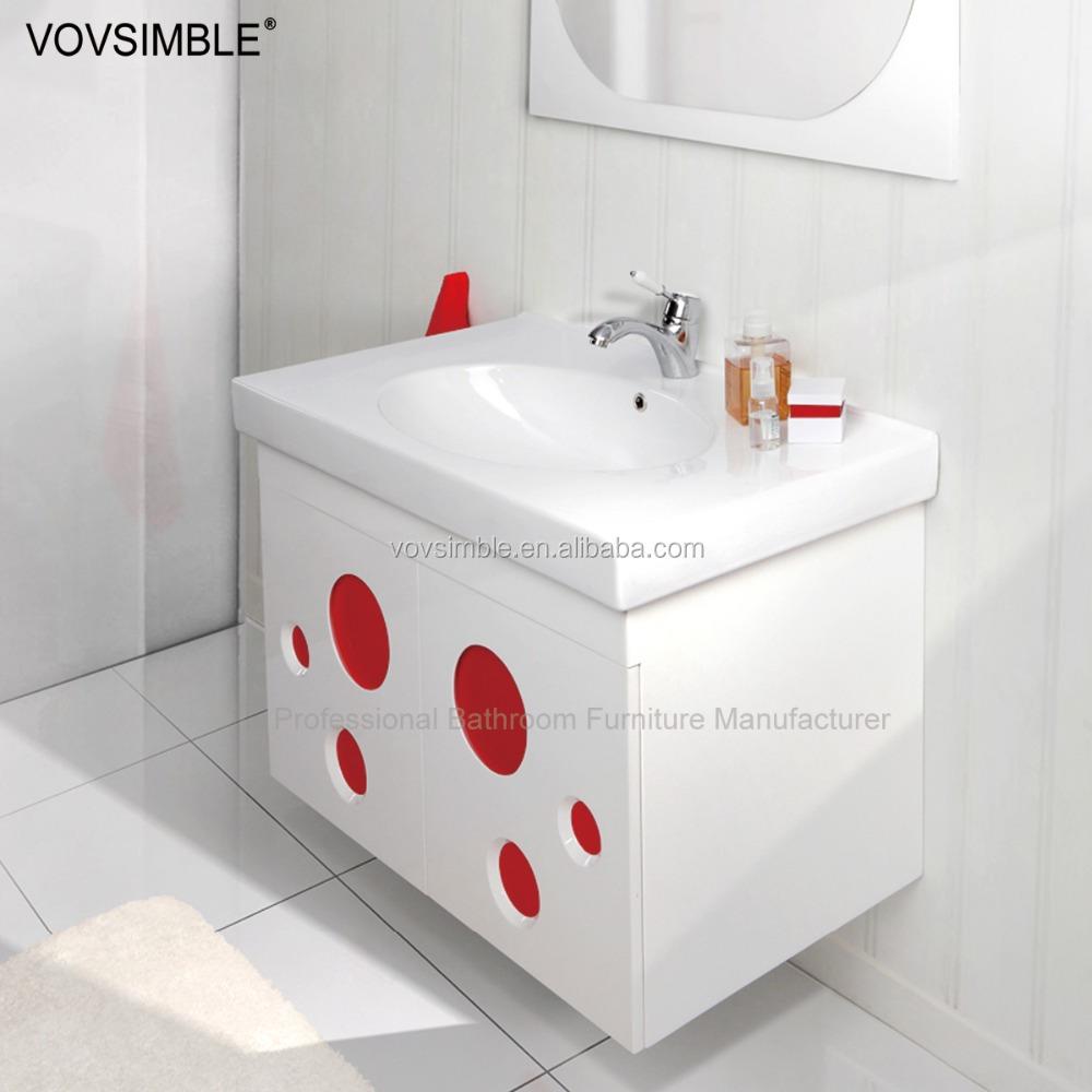 Nieuwe ontwerp leuke badkamermeubel sets, populaire badkamer ...