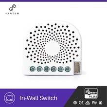 Shenzhen manufacturer hot sell sensor switch Zwave wall light switch