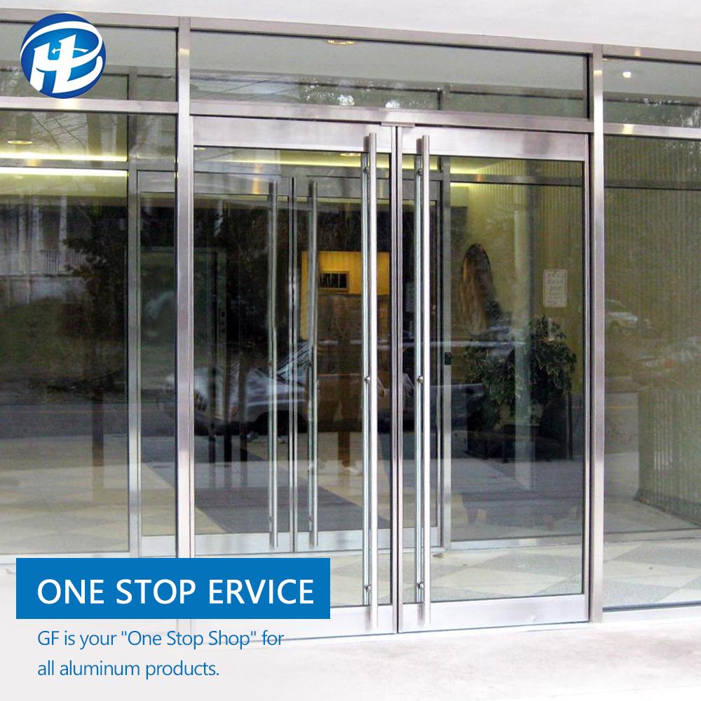 Storefront Windows And Doors modern aluminum storefront pivot entry swing doors aluminium