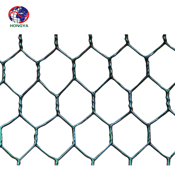 "1/2' '/34"" 1'' chicken wire electro galvanized hexagonal wire netting"
