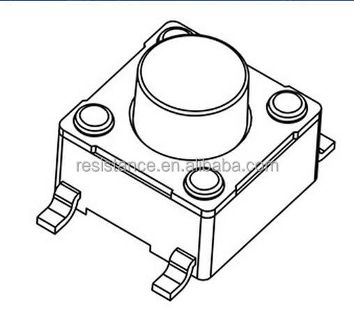24v Push Button Switch