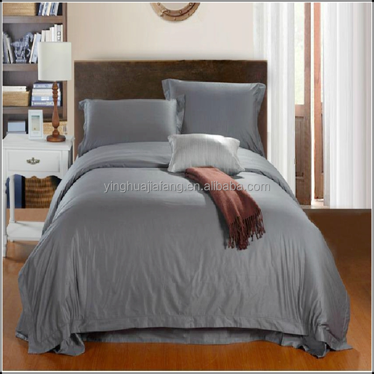wholesale cheap high quality 4pcs bedding set for hotel and home