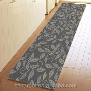 Machine Tufted Digital Printed Kitchen Runner Rug Washable Carpet