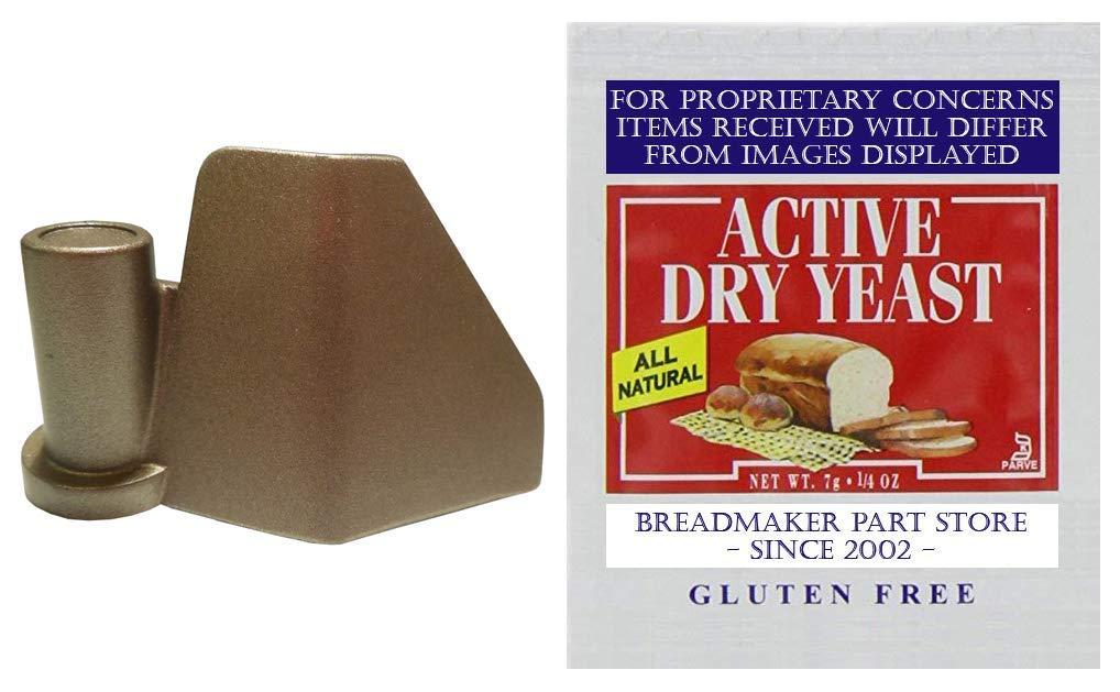 Welbilt ABM3000 Bread Machine Pan 3000 abm-3000 3800 abm3800 abm-3800 paddle