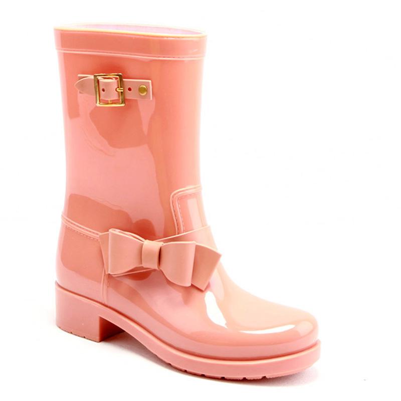 Stivali Di Gomma Pioggia Fabbrica Stivali Da Donna
