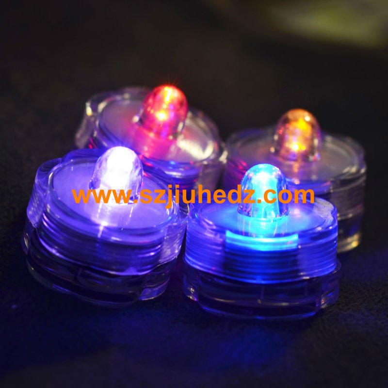 Press Button Battery Operated Mini Led Lights
