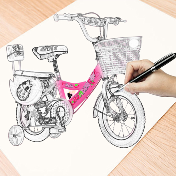 wholesale cheap price kids girl bike <strong>bicycles</strong> for 3 years old children
