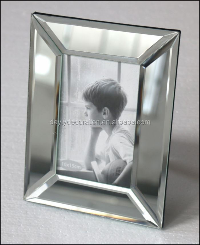 Neuesten Design Von Funky Bilderrahmen Fase Spiegelglas Neueste ...