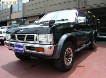1995 second hand cars nissan datsun pickup suv diesel 138. Black Bedroom Furniture Sets. Home Design Ideas