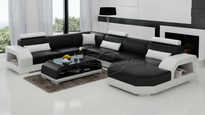 Modern Sectional Sofa Furniture Modern Couch Living Room Sofa Set