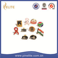 Customized metal label pins,badge and button pins from China supplier