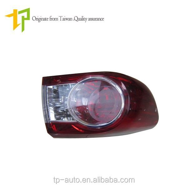 Factory tail lamp 212-19U7-UE auto tail light for Toyota Corolla 2011 Altis