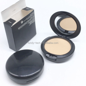 Professional air cushion bb/cc cream wet powder cosmetics foundation make up cover base bb face powder with puff cosmetics