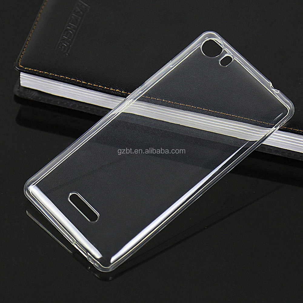 Back cover for wiko k kool,cheaper wholesale 1.0mm tpu clear mobile phone cover