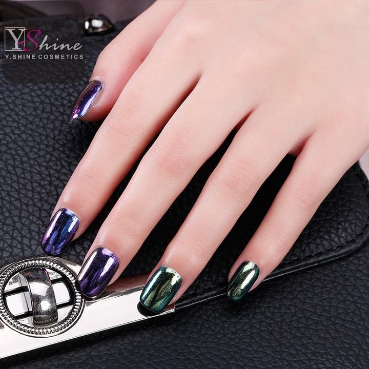 Spiegeleffekt Chrom Pigment Spiegel Pulver Fu00fcr Nagel-Kristallpulver-Produkt ID60504073366 ...