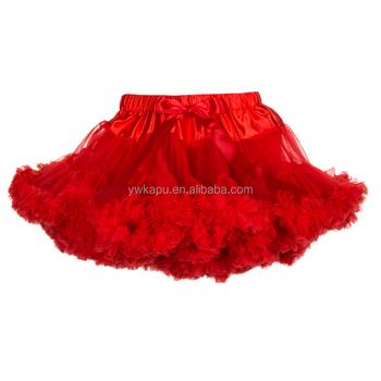 23c8b2134 Wholesale Fluffy Tutu Skirt For Girls Baby Children Tulle Skirt 1 ...