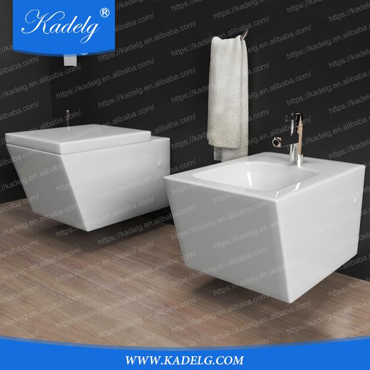 European Union Standard Wall Mounted Ceramic Toilet Bidet. European Union Standard Wall Mounted Ceramic Toilet Bidet   Buy