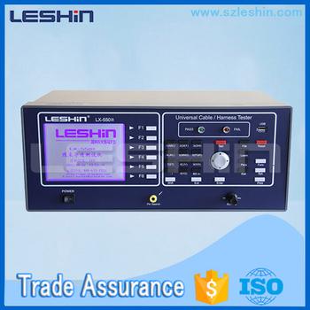 Lx-550a Kabel/kabelbaum Tester - Buy Universal Draht/kabel/nutzen ...