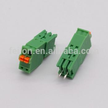 Replace Phoenix Degson Terminal Blocks 2 5mm/3 5mm/3 81mm/5 0mm Spring  Pluggable Terminal Blocks - Buy Spring Terminal Block Pluggable,Electronic  Wire