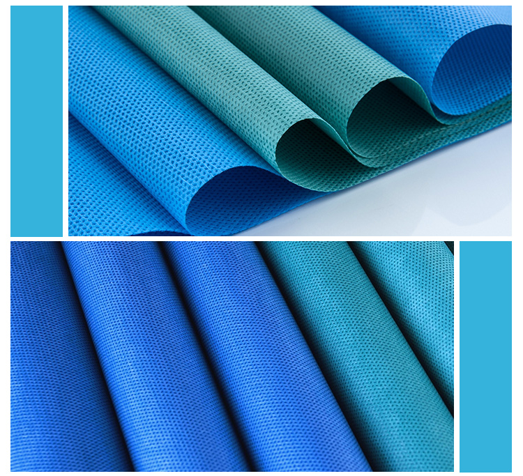 Wholesale High Quality SMS Non Woven Fabric For Sterilizing Bag Cloth