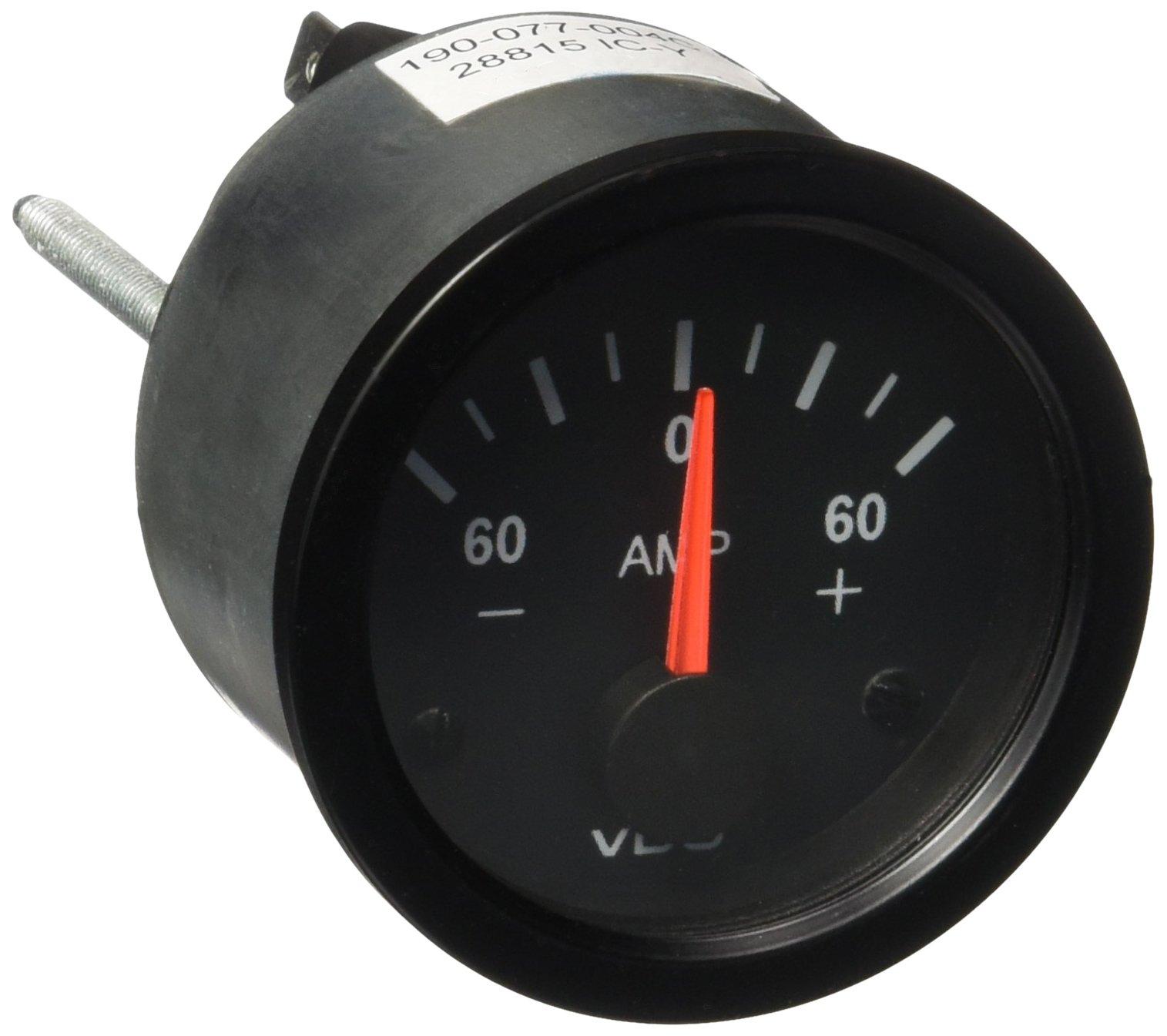 VDO 190 104 Ammeter Gauge