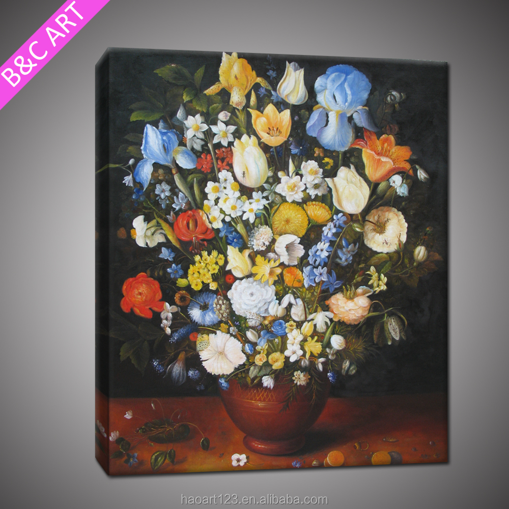 Chinese Acrylic Canvas Magnolia Flower Oil Painting Ideas Buy