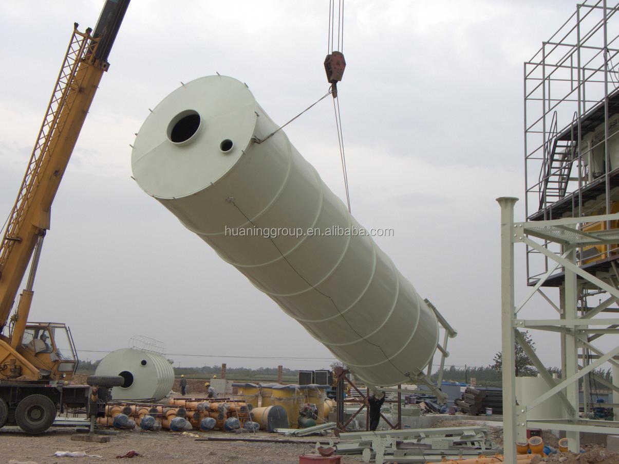 Cement Plant Silo Cement Steel Bins Concrete Batching Plant Cement