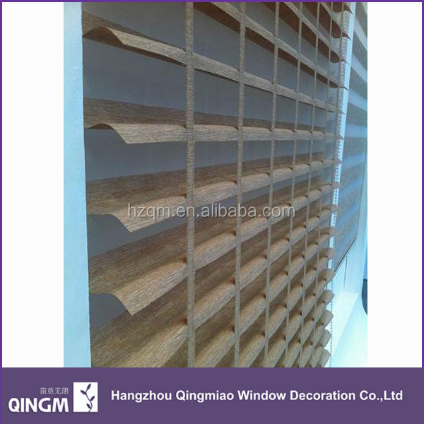Manufacturer Best Prices Window Shangri-la Shutters From China