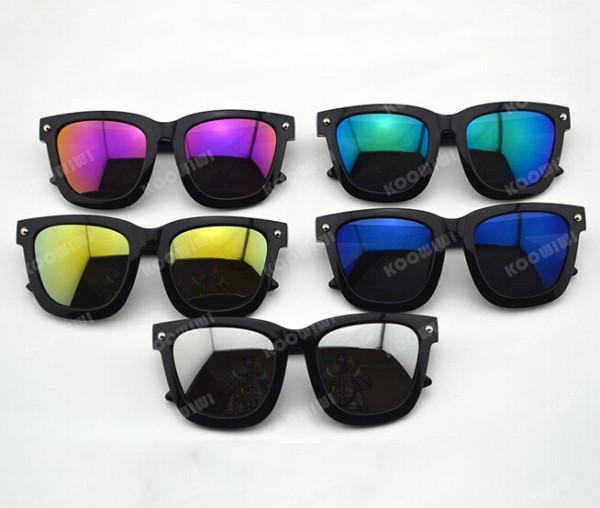 67e7379c5b Get Quotations · Sunglasses 2015 Brand Designer new Sunglasses Women Men  Vintage Square Frame Sun Glasses Unisex Glasses Korean