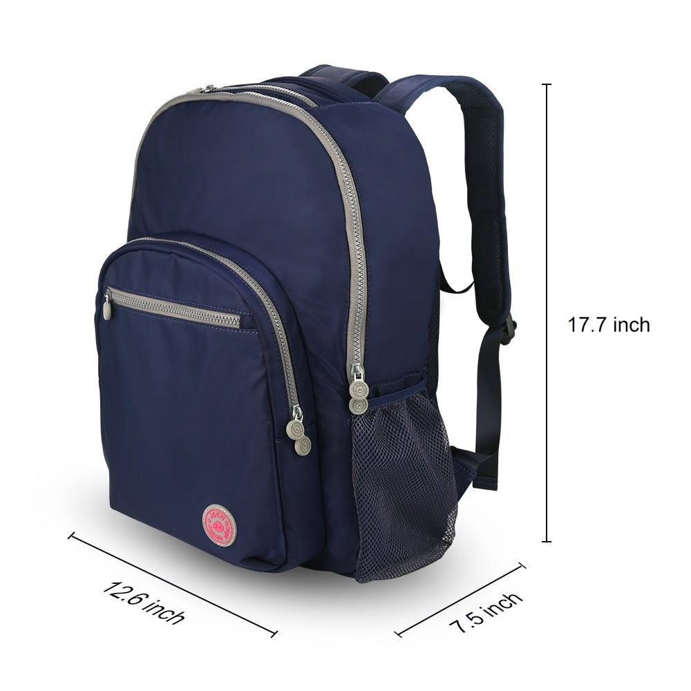 diaper backpack large nappy bag with 16 pockets insulated food zone buy dia. Black Bedroom Furniture Sets. Home Design Ideas