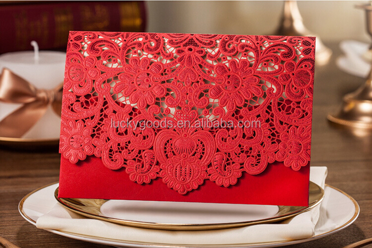 2014 Elegant White Wedding Invitation Cards Models Buy Wedding