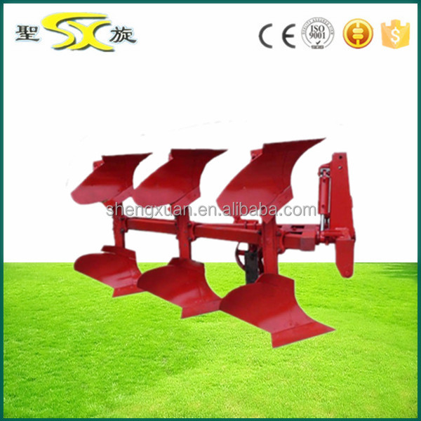 hydraulic reversible bottom plough from china supplier