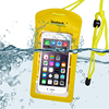 yellow waterproof case Sealock dry bag pouch for 6 6s 6plus
