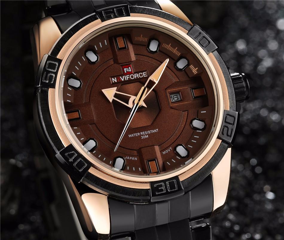 2016 top brand luxury sports watches men waterproof full steel 2016 top brand luxury sports watches men waterproof full steel quartz watch man black clock