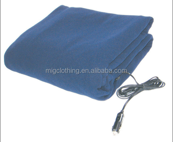 Heated Car Blanket Electric 12v
