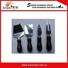 4pcs Promotion Cheese Knife And Wooden Box Set