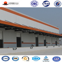 China Prefab Steel Structure / Warehouse / Building Construction Companies