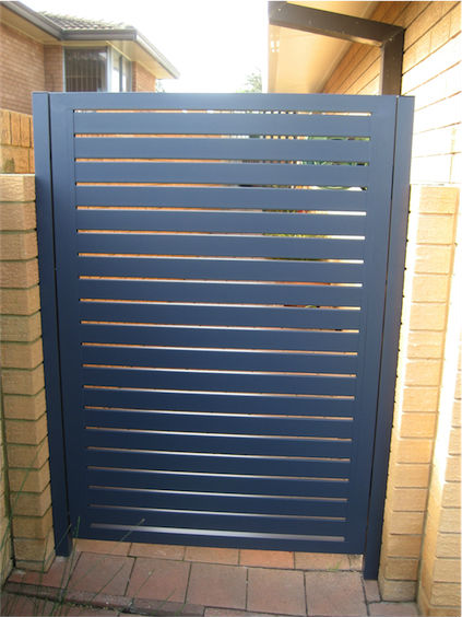 Aluminium Door Gate