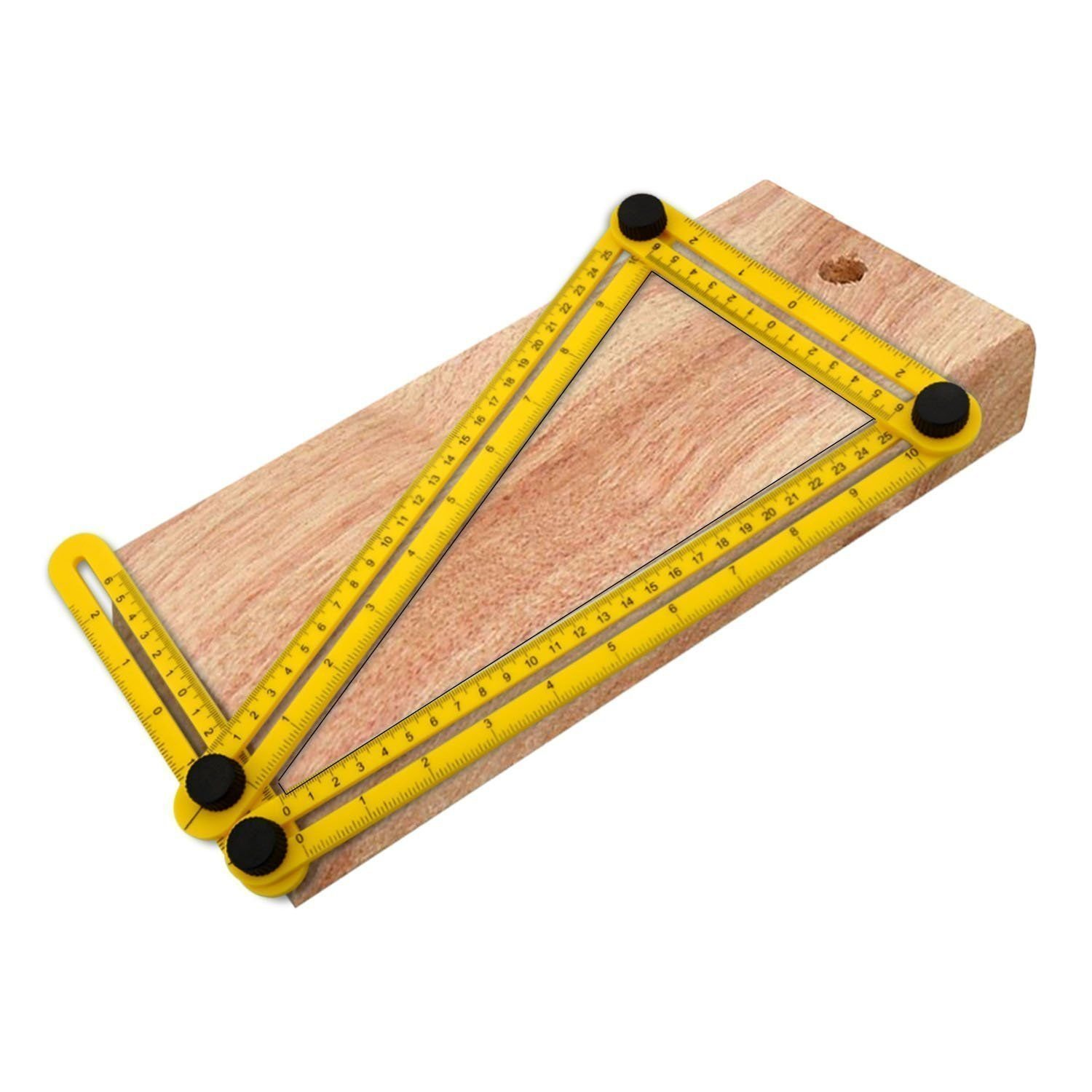 Get Quotations Angleizer Template Tool Carpenters Angle Finder For Angles Woodworking General