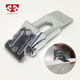 Lamp stainless steel fasteners flat carbon steel spring clips