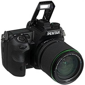 Pentax 15541 Ricoh K-3 23.4 Megapixel Digital SLR Camera Kit 3.2 LCD 7.5x Optical Zoom HDMI Black (Pentax 15541)