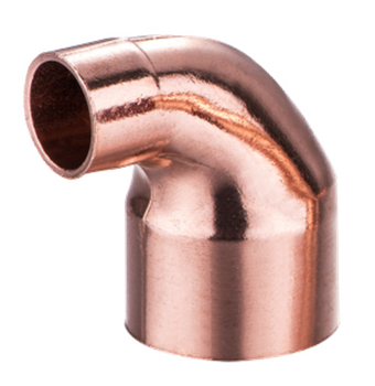 Solder ring copper fittings reducing elbow buy solder for Copper pipe cost