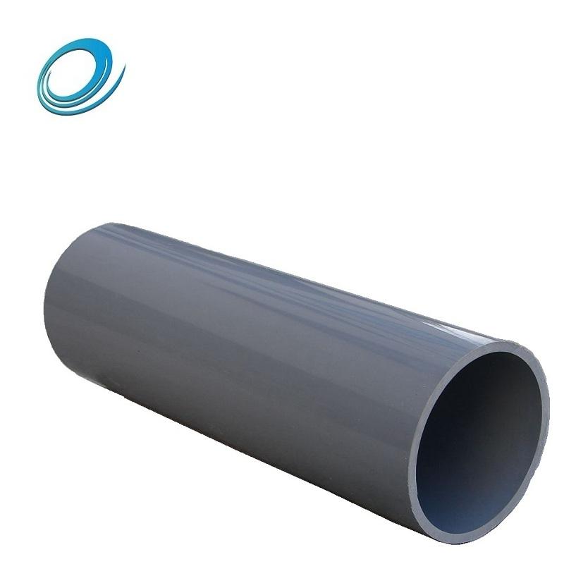 110 millimetri di Diametro IN PVC di Acqua di Alimentazione Tubi per Irrigazione