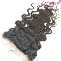 homeage natural looking free parting lace frontal closures, lace closure frontal invisible part fast delivery