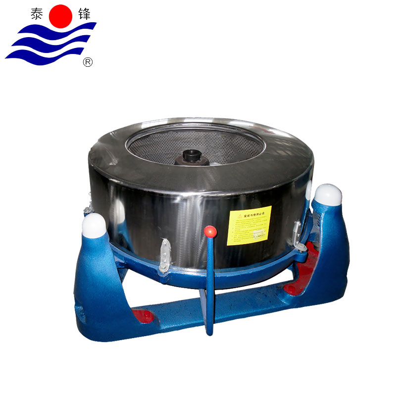 High efficiency industrial laundry spin dryer prices