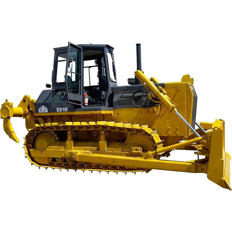 Shantui Crawler Bulldozer 160HP SD16 con ripper