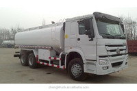 sinotruk 10000gallon 12Wheel auxiliary diesel fuel tank truck for sale